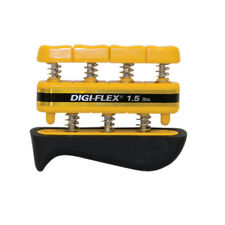 CanDo Digi-Flex hand exerciser-Yellow, x-light-Finger (1.5 lb) / hand (5.0 lb) -