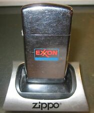 Vintage 1974 Exxon Mobile Oil And Gas Zippo Lighter advertisment