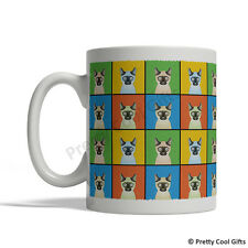 Tonkinese Cat Mug - Cartoon Pop-Art Coffee Tea Cup 11oz Ceramic