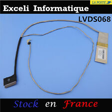 LCD LED ECRAN VIDEO SCREEN CABLE NAPPE DISPLAY HP Envy 17-K 17T-K