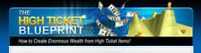How To Create Wealth From High Ticket Items -Videos on 1 CD