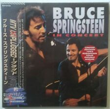 Bruce Springsteen In Concert-MTV Plugged CD Japon vinyl replica