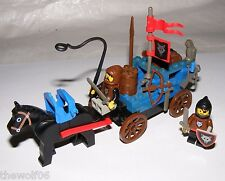 1994 LEGO Wolfpack Renegades 6038 COMPLETE with Instructions