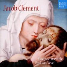 Huelgas Ensemble - Jacob Clement *CD*NEU*