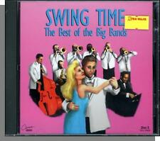 Swing Time: The Best of the Big Bands #3 - New 20 Song Various Artists CD!