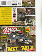 Australian 4WD Action:175-Wet and Wild Weekender-Car 4WD-DVD