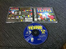 The Next Tetris  (PlayStation, 1999)COMPLETE GAME