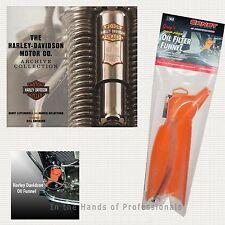 Harley Davidson Motor Co Archive Collection+ERNST Mfg 960 Oil Filter Funnel  NEW