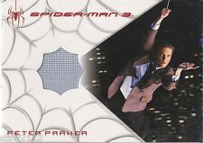 SPIDERMAN 3  EXPANSION SET A TOBEY MAGUIRE PETER PARKER SHIRT COSTUME 67/225