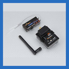 FrSky DFT Transmitter Telemetry Module(Futaba type) with Receiver D8R II Plus