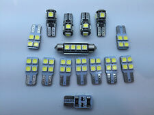 Mercedes S W221 + AMG FULL LED Interior Lights KIT SET 15 pcs Bulbs White GR