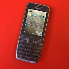 Original Nokia E52 Grey Made in Finland