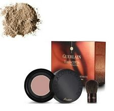 GUERLAIN TERRACOTTA MINERAL - LOOSE POWDER WITH BRUSH 01 LIGHT