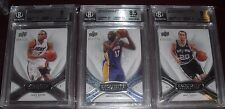 ANDREW BYNUM 2008-09 UD EXQUISITE COLLECTION #46 BGS 8.5 SP /125 LA LAKERS