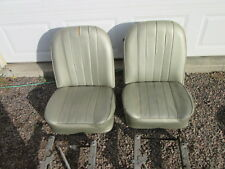 1967 1968 Chevrolet GMC Truck Bucket Seats CST Custom C10 C20