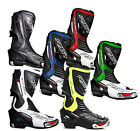 RST TRACTECH EVO BOOTS CE APPROVED MOTORCYCLE MOTORBIKE SPORT RACE ROAD 2015