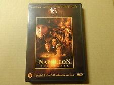 2-DISC SPECIAL EDITION DVD / NAPOLEON - BON APARTE ( JOHN MALKOVICH... )