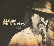 Live in Europe [Digipak] * by James McMurtry (CD, Oct-2009, 2 Discs,...