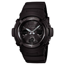 AWGM100B-1A Casio G Shock Tough Solar Atomic Dual Time Water Proof Watch