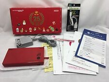 Nintendo DSi Japan 25th Anniversary Super Mario Bros. Limited Edition from Japan