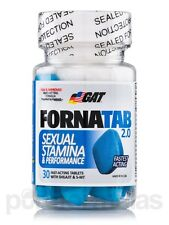 GAT FORNATAB 2.0 Sexual Stamina & Performance 30 Tablets SEX PILL