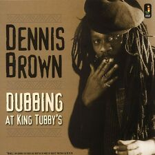 Dennis Brown - Dubbing at King Tubby's NEW CD £9.99