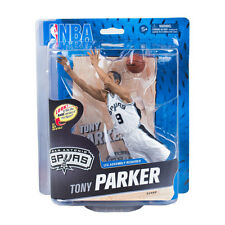 "NBA - Tony Parker 7"" Series 23 Action Figure (McFarlane) #NEW"