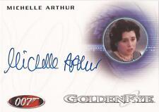 """James Bond Autographs & Relics - A159 Michelle Arthur """"Anna"""" Auto Card"""