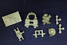 Warhammer Dwarf Flame Cannon unpainted metal miniature spares only