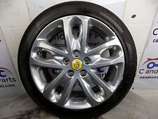 "GENUINE OEM JAGUAR X TYPE 17"" AGUILA SPARE ALLOY WHEEL 1X43-1007-CB  *3"