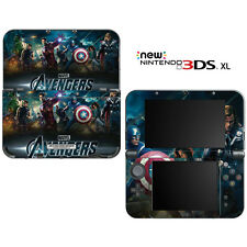 Avengers Superhero for New Nintendo 3DS XL Skin Decal Cover