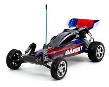 TRA24054-1-BLUE Traxxas Bandit 1/10 RTR Buggy (Blue)