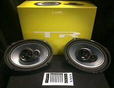 JL AUDIO TR690-TXI 6''x 9'' EVOLUTION 3-WAY 200W TRI-AXIAL CAR SPEAKERS TR690TXI