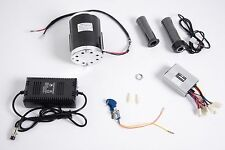 1000W 48V motor w Base, controller, keylock, Thumb Throttle, Chain & charger
