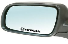 4 x Honda Mirror Car Vinyl Sticker