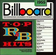 """BILLBOARD TOP R & B HITS - 1955"" - VARIOUS ARTISTS RHINO CD (1989)"