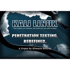 Kali Linux 2.0 32 Bit Dvd avanzada red de seguridad de hacking Wifi