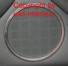 (Qf)Lautsprecherringe Aluminium chrom BMW E38 E39.htm