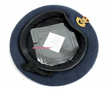 BRITISH ARMY ROYAL AIR FORCE OFFICER'S BERET SIZE -57