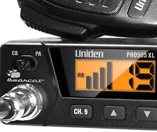 PRO505XL UNIDEN CB Radio Compact (One of the smallist ) 40-Channel