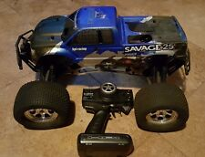HPI NITRO SAVAGE 25 ROLLER 1/8 RC TRUCK RC CAR MONSTER TRUCK HPI SAVAGE 25. X xl