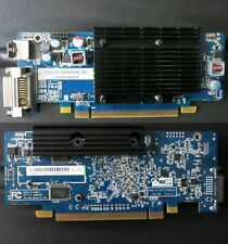 ATI Scheda Video Grafica RADEON HD5450 LOW Profile GAMING HDMI DVI 512MB