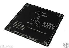 3D printer Black PCB heated bed/heatbed MK2B for prusa 12/24V RPIE328