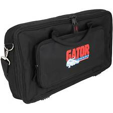 Gator GK-2110 Small Keyboard / Effect Pedal Carry Case (Padded Gig Bag)