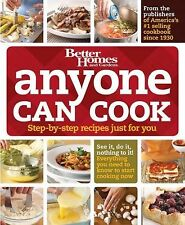 Anyone Can Cook Better Homes & Gardens Cooking - Better Homes and Gardens - Ring