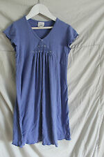 ROBE BLEUE CHARABIA 6 ANS