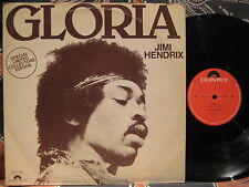 JIMI HENDRIX Gloria ~ Special Limited Collectors Edition 33rpm EP (Experience)