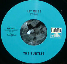 * * TURTLES hit LET ME BE/LOVE IN THE CITY UNPLAYED MINT 2014 FloEdCo 45/sleeve!