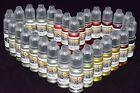Pick Your Flavors! 5 x 10ml E-Liquid MAX VG Vaporizer Juice USA 0 Nicotine