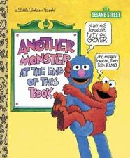 Another Monster at the End of This Book (Sesame Street Ser.), Jon Stone, Good Bo